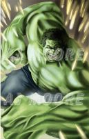 Hulk by GudFit