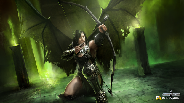 AngelSword - Rogue Angel by tomafeizogas