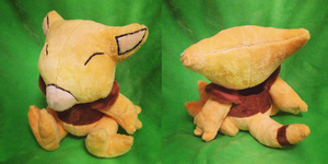 Abra Plush by GlacideaDay