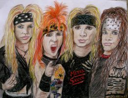 Steel Panther by taylor358