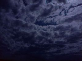 Blue Cloud Cover by Daisuke-Paster
