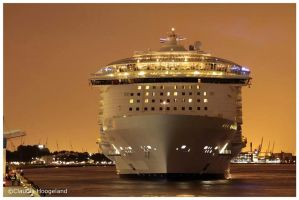 Cruiseschip Oasis of the Seas by Claudia008