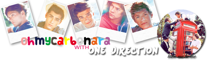 one direction banner by eunhoon