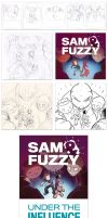 Sam and Fuzzy Under the Influence Cover by samandfuzzy