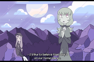 One Wish of a Pearl by PatiLee