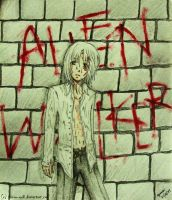 Street Wall :ALLEN WALKER: by shirou-yuki