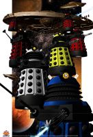 'EXTERMINATE' by gazzatrek