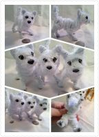 Westies by GreyscaleRainbowXx