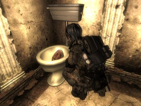 fallout 3 how to get a suite at tenpenny tower