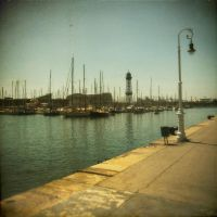 Harbour by mabuli