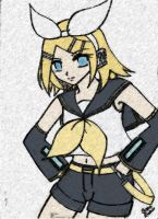 Rin kagamine by GDMonster