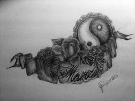 Tattoo Design 2 by sunsetheartz