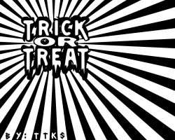 Trick Or Treat Brushes by ttalktomesoftly