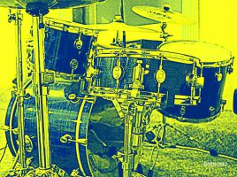 Drums No Boy by igarcia