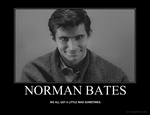 Norman Bates by chili19