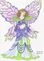Debho's Fairy by WindsweptSummer