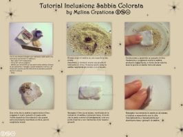Sand Inclusion Tutorial 1 by MelinaCreations