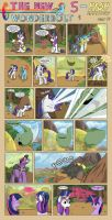 The New Wonderbolt 5 - High Ambitions (Part 14) by Marmorexx