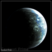 Centauri Prime by Ovni-the-UFO