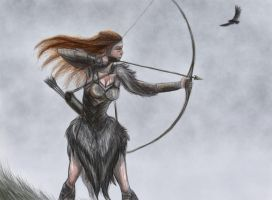 Ygritte by ThereseOfTheNorth
