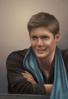 Draw Jensen art by vongue