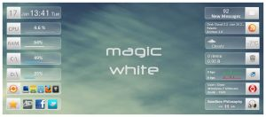 magic white by SABBAT2010