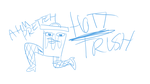hott trush by Queen-of-the-Losers