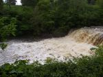 Aysgarth falls stock by EquineExtremist