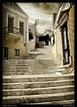 Streets of Symi by megl