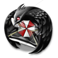 Umbrella Thunderbird Dock Icon by Jill---Valentine