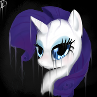 Rarity my Queen by Derpington-M-Hooves