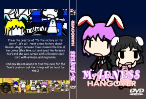 Madness Hangover DVD cover by msgi