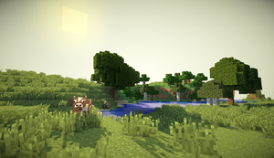 minecraft shader 6 by ProNorst