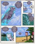 PMD: VF - 179 - Mewtwo's Arrival by sulfurbunny