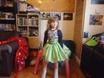 Little Fairy Linnea by Fienna