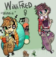Ref-WINIFRED by Tabithasaurus