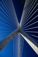 Zakim Bridge in Boston by mixylplik3