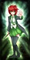 Not A Typical Slytherin by TalaSeba
