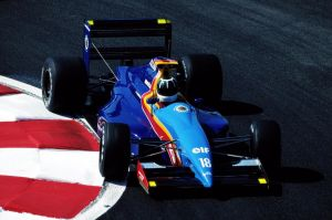 Fabrizio Barbazza (France 1991) by F1-history
