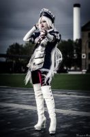TRINITY BLOOD: Windburnt by GianMarqu