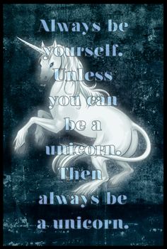 always be a unicorn by LizCoshizzle
