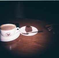 Coffee, Cake and Conversation by AlexJHH
