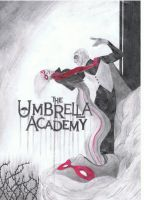 Umbrella Academy Cover by FelixBear