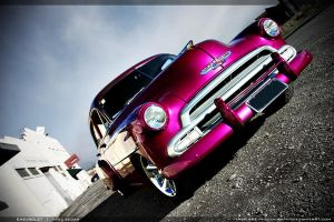 52 Chev - Outa my way by Immerse-photography