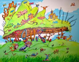 Finished-mural by jimekeating
