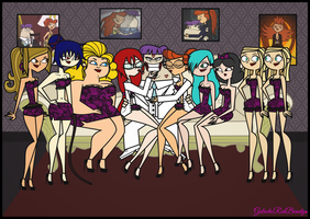 Total Drama - Max's Fantasy by Galactic-Red-Beauty