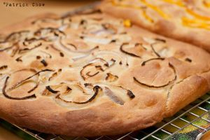 Home-baked focaccia 1 by patchow