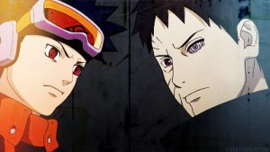 Obito by LauraFeatChaz