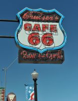 Cruiser's Cafe 66 by lawout16