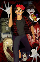 Markiplier: I love Horror Games by ototobo
